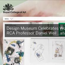 Royal College of Art London website