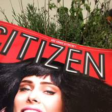 <cite>Citizen K</cite>, Summer 2014