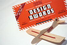 <cite>Travel + Leisure</cite> Design Awards 2011 Mailer