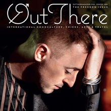<cite>Out There</cite> Annual covers, Issues 1–3