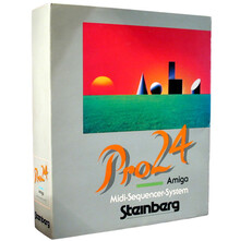 Steinberg logo and packaging c. 1986–2000