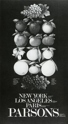 Parsons School of Design catalogs, 1982–84