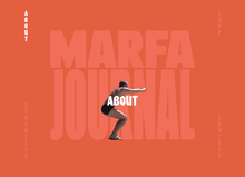 <cite>Marfa Journal</cite> website