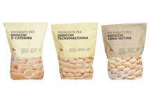 Gnocchi packaging system for Molino Pasini