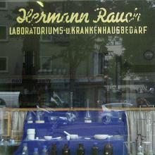 Hermann Rauch – Laboratoriums- u. Krankenhausbedarf