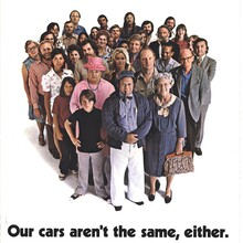 "Toyota ad: ""Our cars aren't the same, either."""