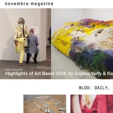Novembre Magazine