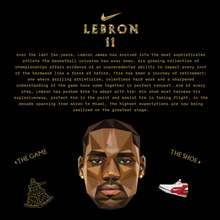 <cite>Lebron 11</cite> website