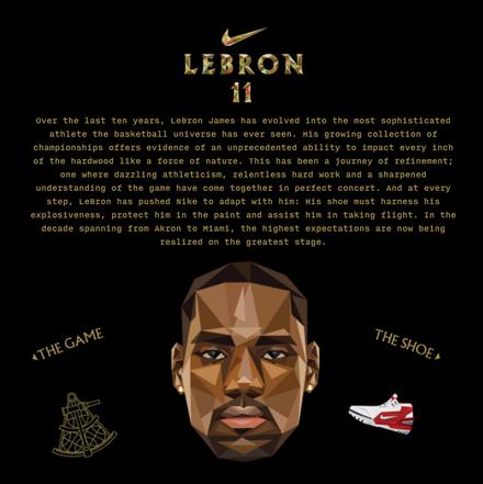 Nike: LeBron 11