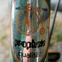 Prophete bicycle decal
