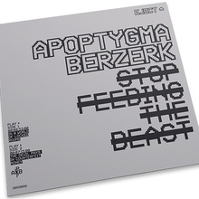 <cite>Stop Feeding The Beast</cite> by Apoptygma Berzerk