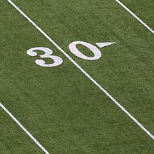 NFL Field Markings