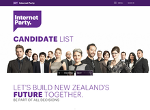 New Zealand Internet Party