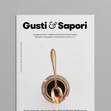 <cite>Gusti & Sapori</cite> Magazine
