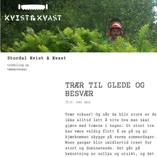 <cite>Stordal Kvist & Kvast</cite> website