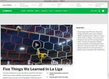 <cite>ESPN FC</cite> website