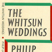 <cite>The Whitsun Weddings</cite>, Faber & Faber edition