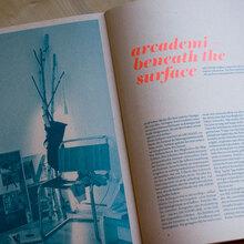 <cite>Komma</cite> magazine