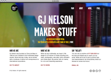 GJ Nelson website