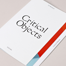 <cite>Critical Objects</cite> exhibition
