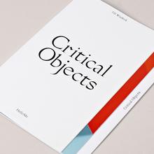 <cite>Critical Objects</cite> exhibition