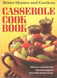 Better Homes and Gardens Cook Books (1968–75)