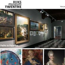 Rijksmuseum Twenthe website