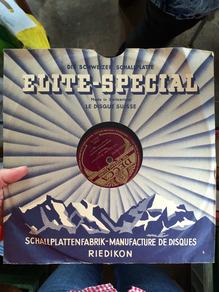 <cite>Elite-Special</cite> Swiss record series