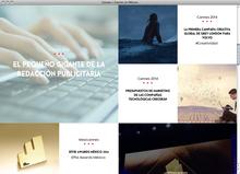 Cannes en México website