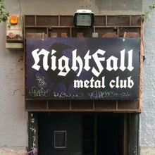 NightFall metal club