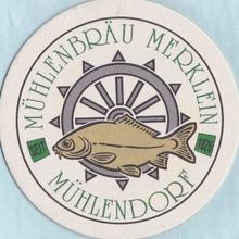 Mühlenbräu Merklein Mühlendorf