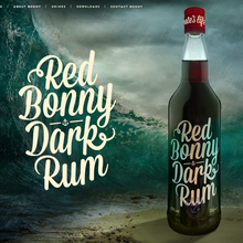 Red Bonny Dark Rum