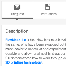 Thingiverse website