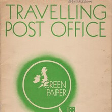 "GPO ""Green Paper"" No.24A: <cite>Travelling Post Office</cite>"