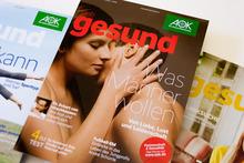 <cite>bleib gesund</cite> magazine