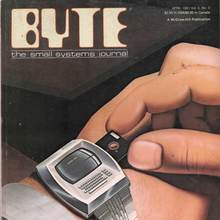 <cite>Byte</cite> Magazine covers, 1976–84