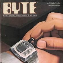 <cite>Byte</cite> Magazine covers, 1976–84