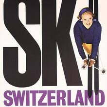 Ski Switzerland poster
