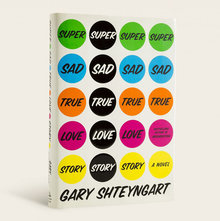 <cite>Super Sad True Love Story</cite> by Gary Shteyngart