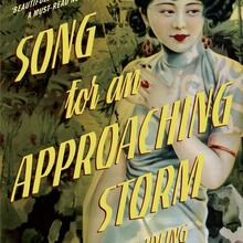 <cite>Song For An Approaching Storm</cite> by Peter Fröberg Idling, Pushkin Press (B-Format)