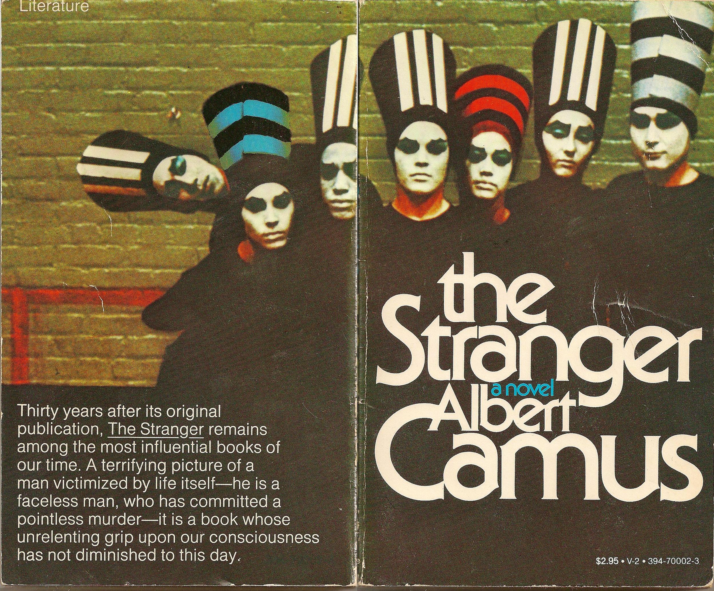 the stranger by albert camus analytical essay