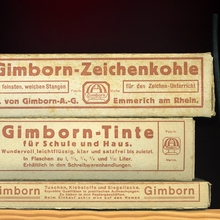 Gimborn art supplies
