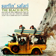 <cite>Surfin' Safari</cite> by The Beach Boys