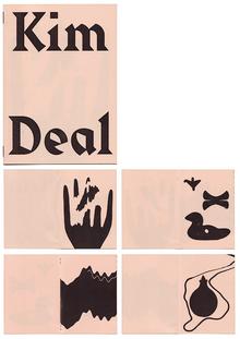 <cite>Kim Deal</cite> by Harsh Patel