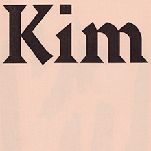 <cite>Kim Deal</cite> by Harsh Patel