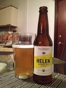 Cale brewery, cerveza artesanal