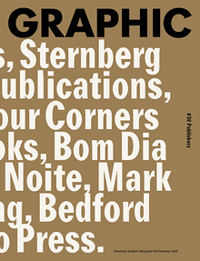 Graphic #30 Publishers