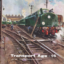<cite>Transport Age</cite> magazine covers