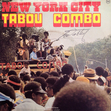 <cite>New York City</cite> by Tabou Combo