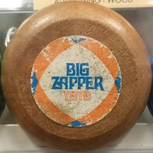 "Festival ""Big Zapper"" yo-yo & packaging"